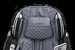 Массажное кресло Casada SkyLiner 2 Black Grey, фото 5