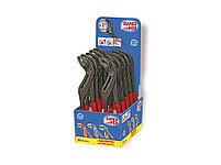 """Сантехнические клещи пластиковыми накладками на рукоятках D-1.1/4"""" / 35mm SUPER-EGO 528, фото 4"""