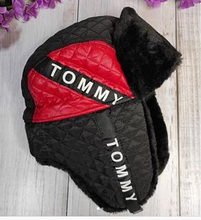 """Шапка-ушанка """"Tommy"""", на 3-6 лет"""