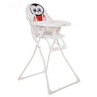 Стульчик для кормления с перекидной столешницей Bambola Пингвин