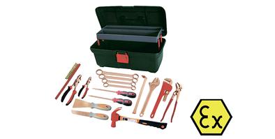 Типы и преимущества искробезопасных инструментов