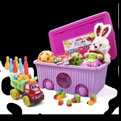 Органайзер для игрушек Турция 40 лит пластик - фото 2