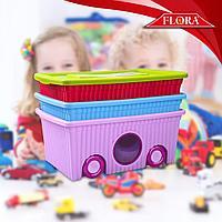 Органайзер для игрушек Турция 40 лит пластик