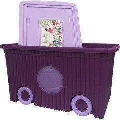 Органайзер для игрушек Турция 40 лит пластик - фото 4