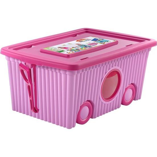 Органайзер для игрушек Турция 40 лит пластик - фото 5
