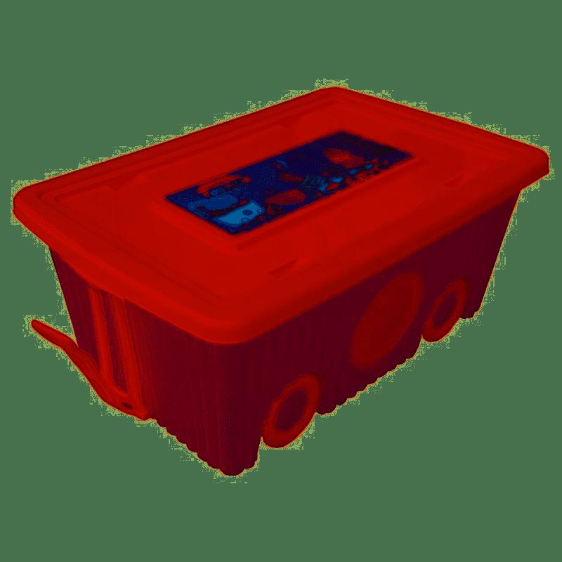 Органайзер для игрушек Турция 40 лит пластик - фото 7