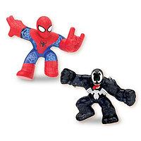 GooJitZu\Гуджитсу Игровой набор тянущихся фигурок Человек-Паук и Веном