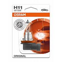 Лампа Osram H11 55W12VPGJ19-2 64211