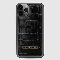 Чехол для телефона iPhone 11 Pro Max Black