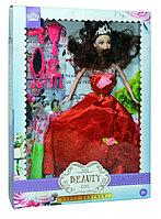 YX1011 Кукла в пышном платье +3платья 32*23см