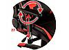 Кресло геймерское игровое HELL-GAMER C58J LED RGB, фото 4