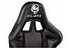 Кресло геймерское игровое HELL-GAMER C58J LED RGB, фото 5