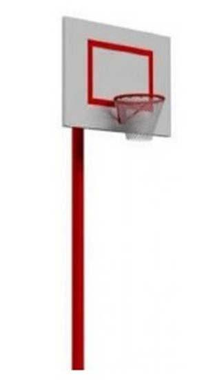 Стойка баскетбольная (2 шт) (600х500х1500)