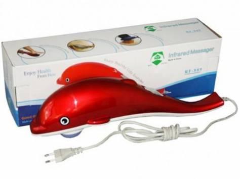 Ручной массажер для всего тела Дельфин