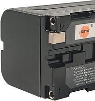 NP-F770/F750 (5000 mAh) аккумуляторы на видеокамеры SONY и прожекторы/мониторы от DEST, фото 3