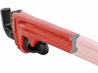 "Ключи трубные прямые HEAVY DUTY SUPER-EGO 102 1"" / 35mm, фото 7"
