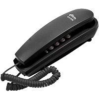 Телефон проводной Ritmix RT-005 черный