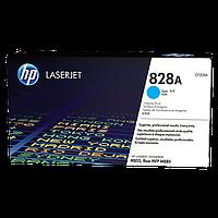 Картридж лазерный HP CF359A Dram, для принтеров HP ColorLaserJet M855XH series, голубой