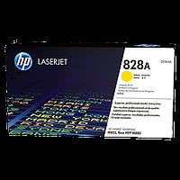 Картридж лазерный HP CF364A Dram, для принтеров HP ColorLaserJet M855XH series, желтый