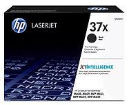 Картридж лазерный HP CF237X LaserJet 37X увеличенной емкости, Черный