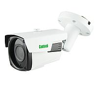 IP-Камера Bullet 4.0MP CANTONK IPBQ60H400 1-3** CMOS, 2.8-12mm, POE, SD card