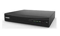 Цифровой видеорегистратор POE 4CH TIANDY TC-NR1004M7-P1-T 4 канала, 1 HDD до 6TB, 4 POE порта, hdmi, vga