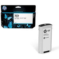 Картридж струйный HP B3P23A, 727, 130 мл, черный фото