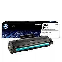 Картридж HP Europe-W1106A-106A-Лазерный-черный