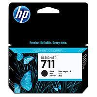 Картридж струйный HP CZ133A (711), черный на 80мл, Designjet T120, HP Designjet T520