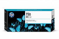 Картридж HP Europe-P2V72A-Струйный широкоформатный-серый-№730-300 мл