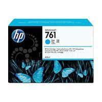 Cyan Ink Cartridge №761 for Designjet T7100, 400 ml.