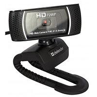 WEB-камера Defender G-lens 2597 63197 HD 720p, 2МП, USB