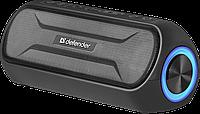 Портативная аккустика Defender Enjoy S1000 черный, 20Вт, BT-FM-TF-USB-AUX