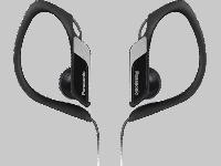 Наушники-вкладыши проводные Panasonic RP-HS34E-K черный