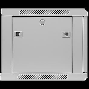 Шкаф телекоммуникационный настенный 6U, 600х450х370мм, фото 2