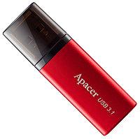 USB-накопитель, Apacer, AH25B, AP16GAH25BR-1, 16GB, USB 3.1, Красный