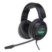 Наушники с микрофоном Oklick HS-L950G COBRA черный 2.2м мониторные USB
