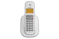 Бесшнуровой телефонный аппарат teXet TX-D4505A белый-серый -