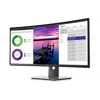 Монитор Dell-U3419W-34 **-IPS-3440x1440 Pix-2*HDMI 2.0 (HDCP 2.2)-DP 1.2 (HDCP 2.2)-2*USB 3.0 для подключения