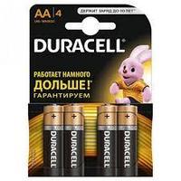 Батарейка DURACELL Basic АА 4шт