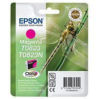 Картридж Epson C13T11234A10 (0823) R270-290-RX590 пурпурный