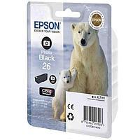 Картридж Epson C13T26114012 XP600-7-8 фото черный new
