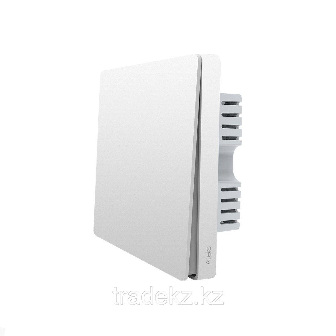 Настенный выключатель одноклавишный Aqara Wall Switch, умный дом