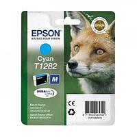 Картридж Epson C13T12824012 S22-SX125 голубой new