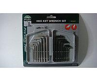 HW-0221 Набор шестигранных ключей HEX 16 предметов