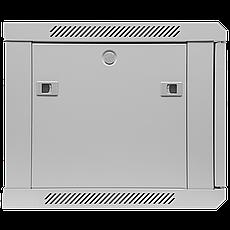 Шкаф телекоммуникационный настенный, 9U, 600х600х500мм, фото 3