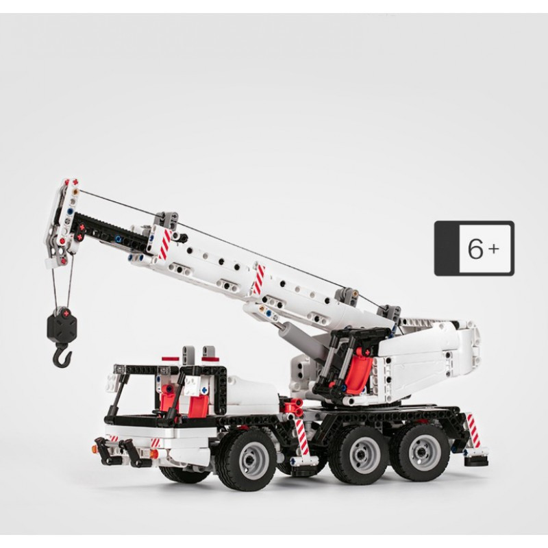 Конструктор Xiaomi MITU Building Block Engineering Crane