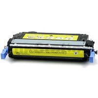 Картридж HP CB402A (№642A) Yellow (7,5K) OEM | [качественный дубликат]