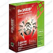 Dr.WEB Security Space Продление 2 ПК / 1 год