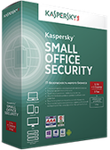 Антивирус Касперского, Kaspersky Small Office Security, продление на 1 год (5ПК и 5 Мобильные устройства)
